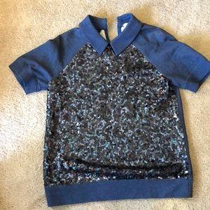 Kate spade glitter sweater